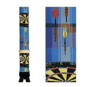 Limited Edition Triple Twenty Brace: 100% Woven Silk