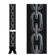 Limited Edition Chain Reaction Brace: 100% Woven Silk