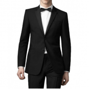 VIBE Slim Fit Tuxedo Set by Emilio Ciro